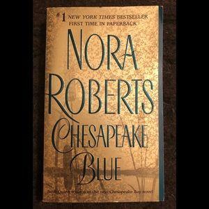 Nora Roberts - Chesapeake Blue